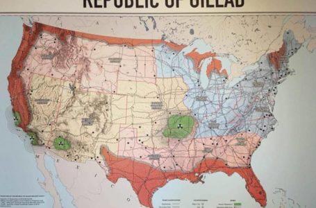 The Handmaid's Tale: La mappa della Repubblica di Gilead