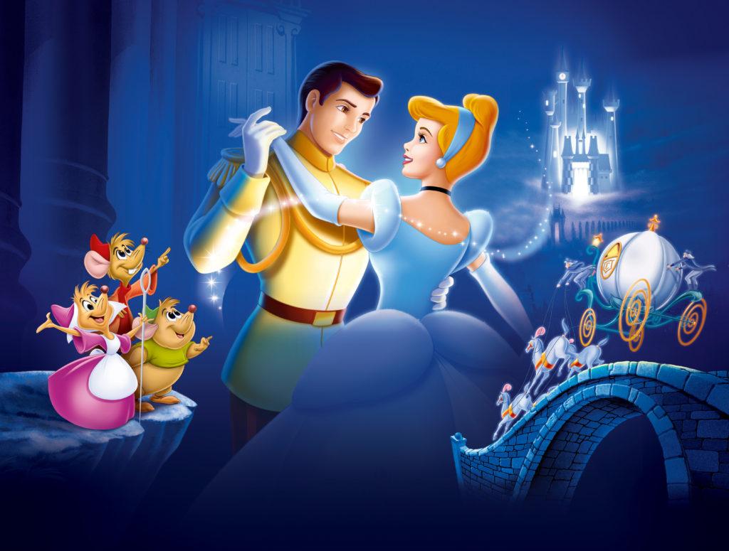 Cenerentola sarà disponibile su Disney +