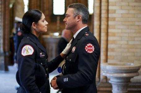 Chicago Fire: Taylor Kinney e Miranda Rae Mayo sul futuro degli Stellaride