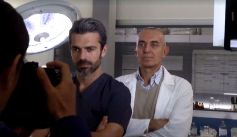 Doc - Nelle tue mani - Argentero -Piccioni