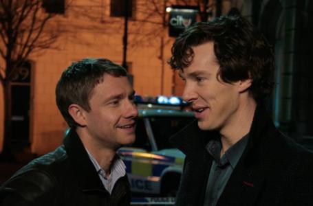 Sherlock: Nuove immagini mai viste dal dietro le quinte