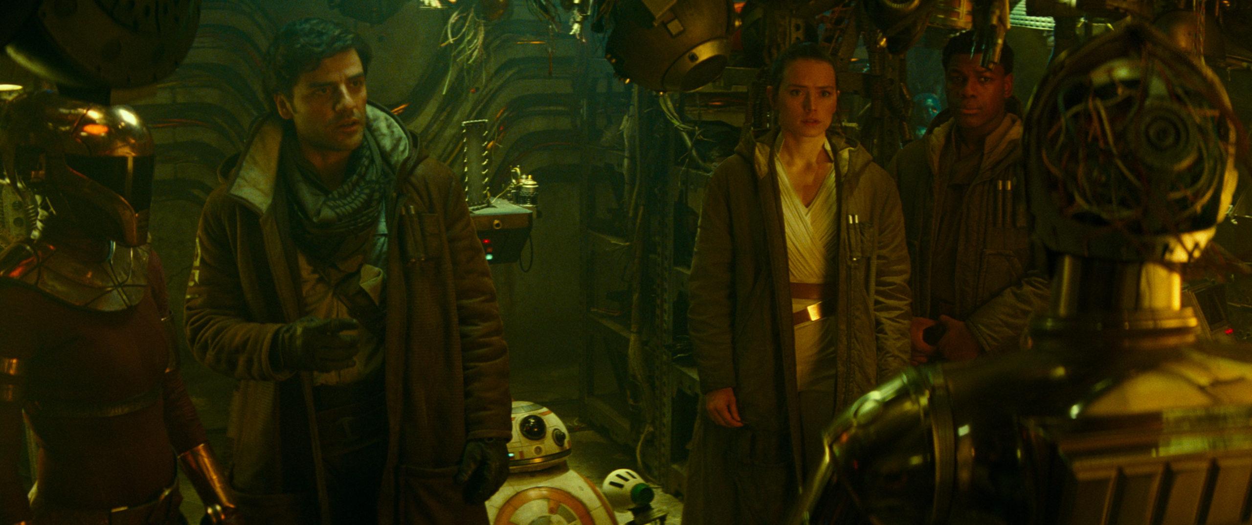Star Wars: L'Ascesa di Skywalker, su Disney+ dal 4 maggio