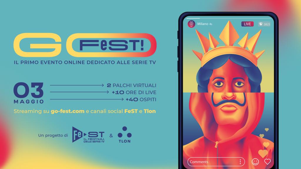 GoFest! il Festival Delle Serie TV