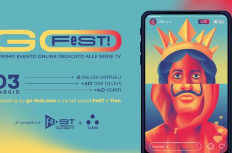 Go Fest!, il festival delle serie TV si terrà il 3 maggio, scoprite come