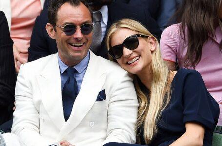 Jude Law diventerà papà per la sesta volta | Foto