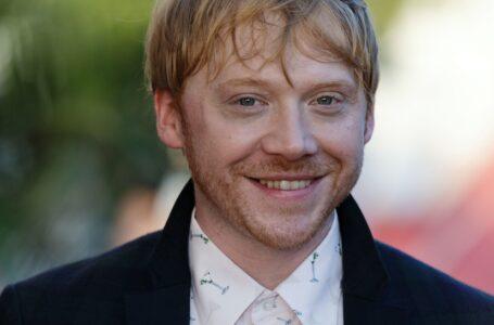Rupert Grint: L'attore di Harry Potter è diventato papà di una bimba