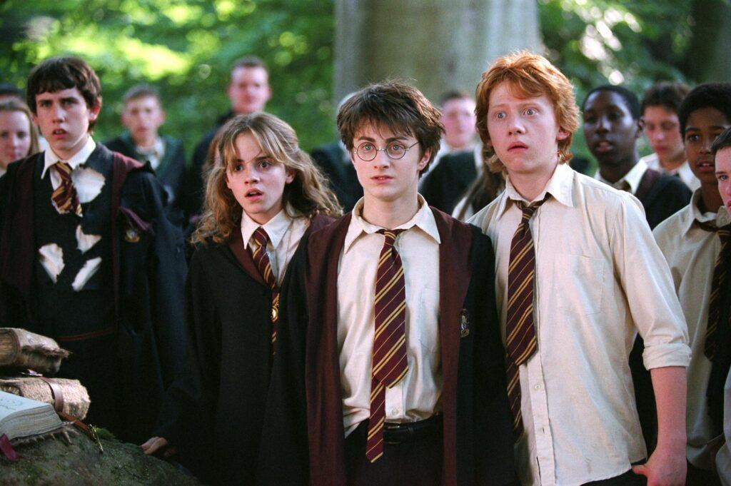 daniel radcliffe Rupert grint Emma Watson Harry Potter