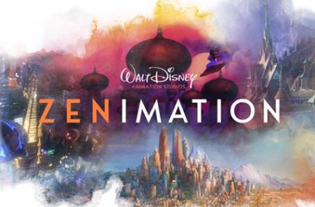 Zenimation, la nuova serie di corti da oggi su Disney+