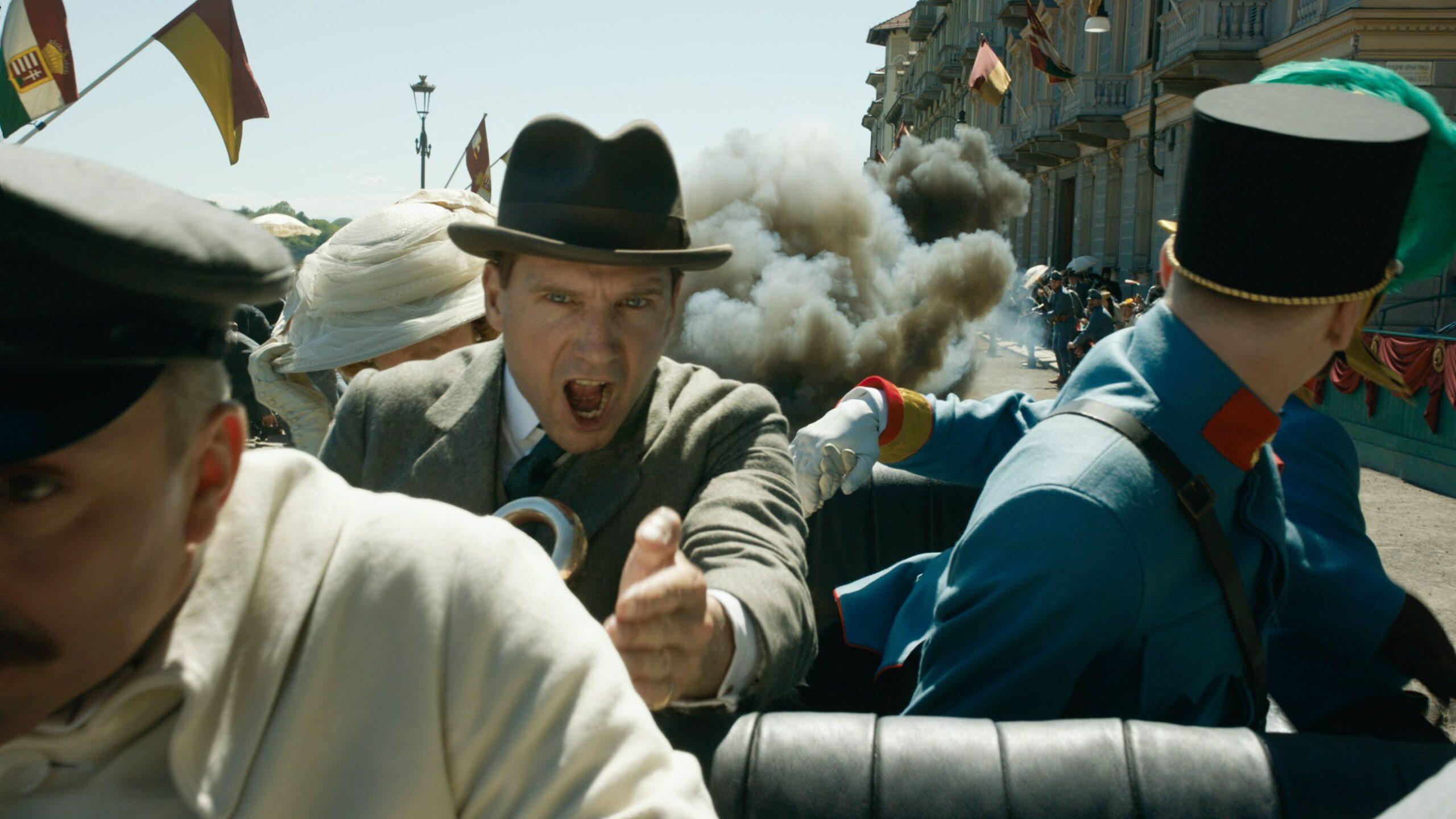 The King's Man – Le Origini al cinema dal 17 settembre