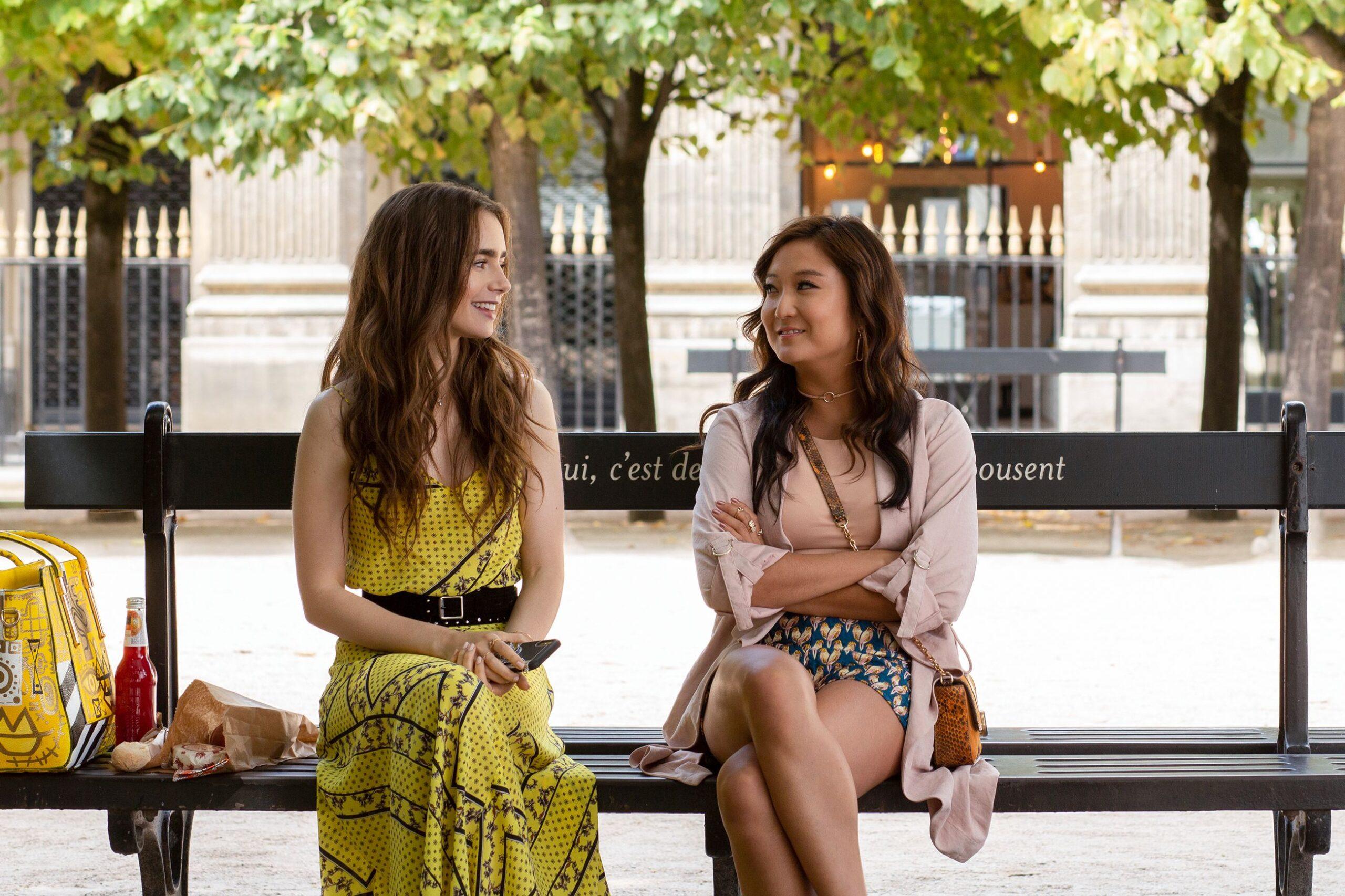 Emily in Paris: teaser e data d'uscita della serie con Lily Collins
