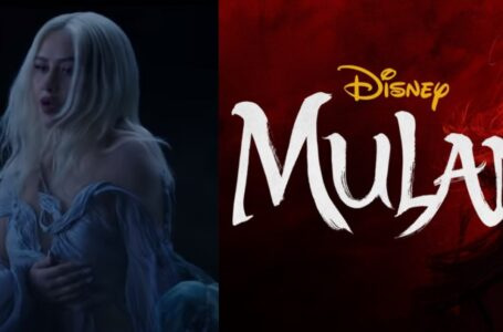 """Mulan: Il video di """"REFLECTION"""" interpretato da Christina Aguilera"""