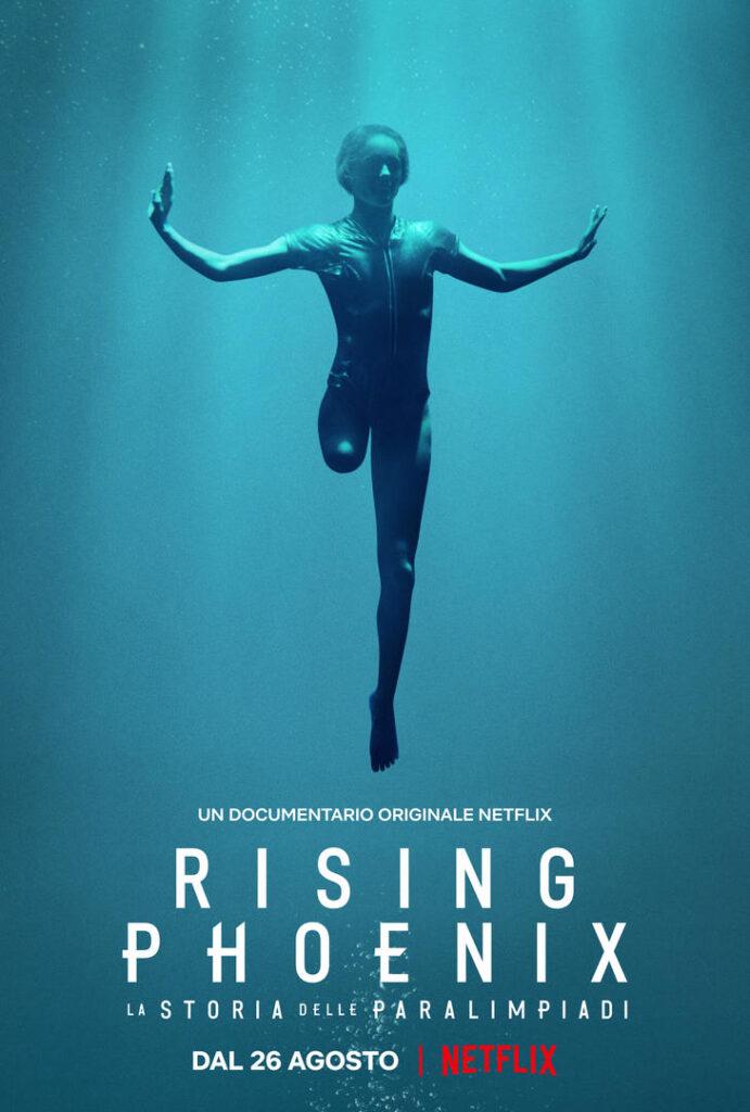 Rising Phoenix: la storia delle Paralimpiadi, Netflix rilascia il trailer
