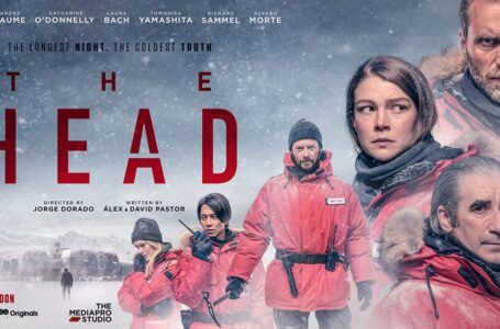 The Head: Da oggi su Amazon Prime Video la nuova serie con Álvaro Morte