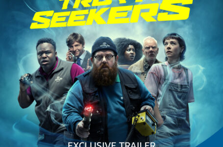 Truth Seekers: Amazon rilascia il  trailer ufficiale