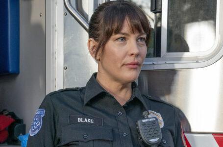 9-1-1: Lone Star, Liv Tyler abbandona la serie