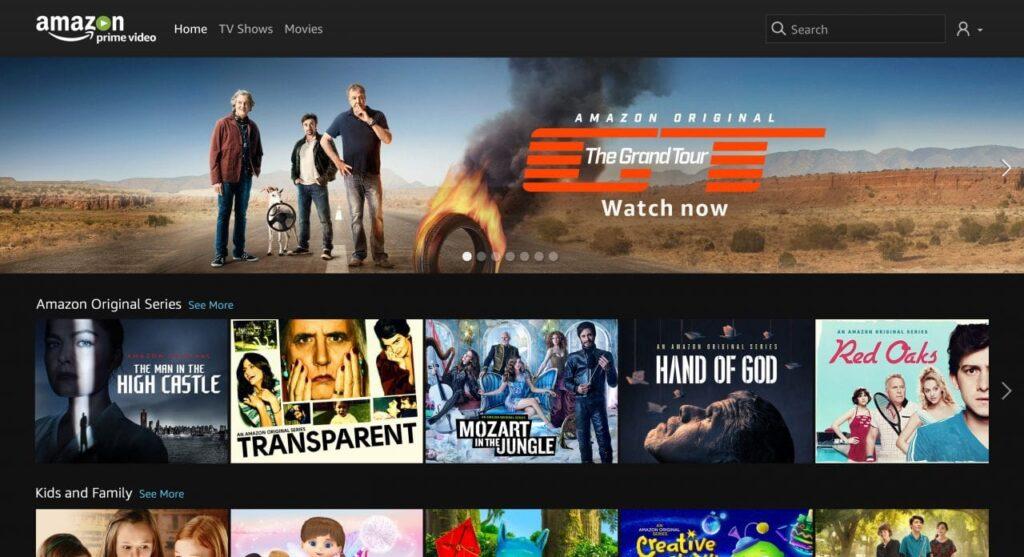 Amazon Prime Video: Le novità del mese di Ottobre 2020