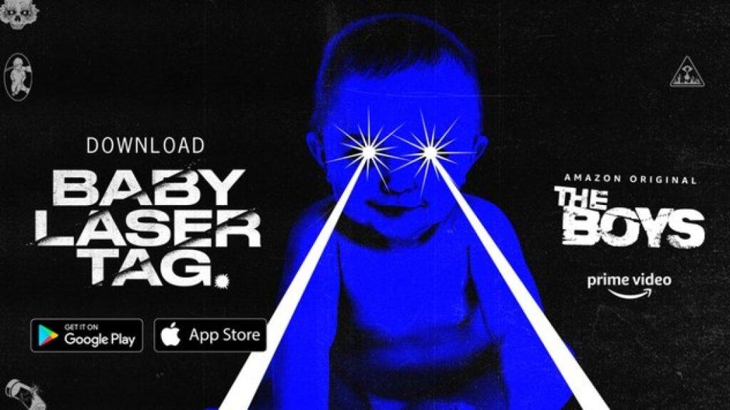 The Boys 2: Amazon rilascia Baby Laser Tag, il gioco di realtà aumentata