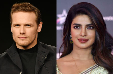 "Sam Heughan e Priyanka Chopra Jonas protagonisti del film ""Text For You"""