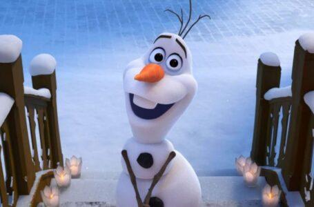 La Storia di Olaf: Disponibile da oggi su Disney+