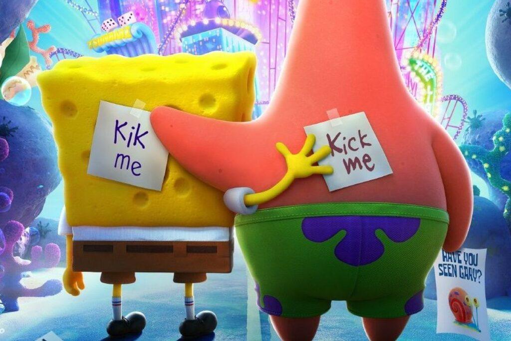 SpongeBob: Amici in fuga, dal 5 novembre su Netflix