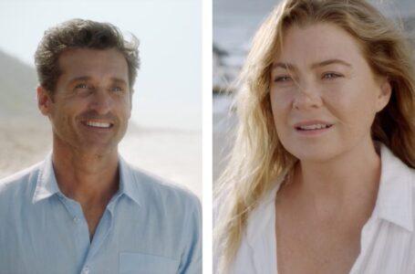 """Patrick Dempsey e l'addio a Grey's Anatomy: """"Volevamo dare un po' di speranza"""""""