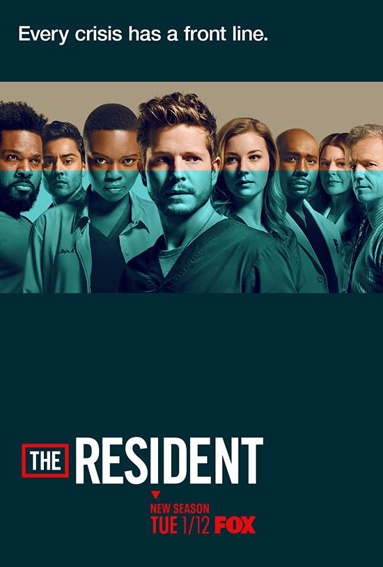 The Resident 4: Data, anticipazioni e teaser promo