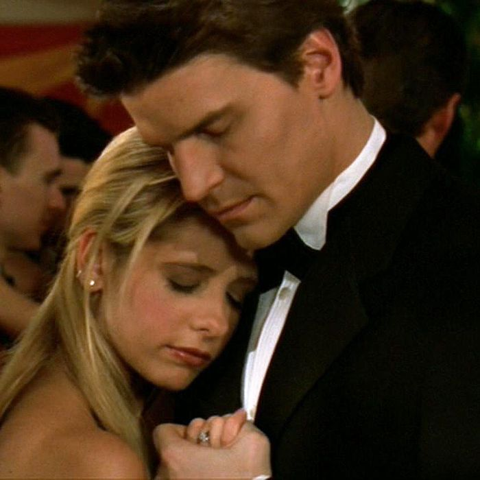 "Buffy the Vampire Slayer, David Boreanaz: ""Buffy appartiene a Angel"""