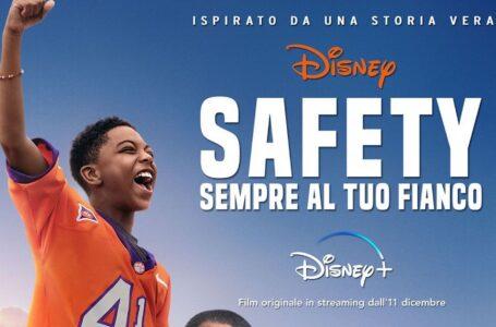 Safety: Sempre al tuo fianco, Giorgio Tavecchio nel film di Disney+