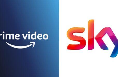 Amazon e Sky insieme per offrire agli abbonati il meglio del loro intrattenimento
