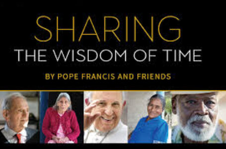 Sharing the Wisdom of Time: Netflix annuncia la docu-serie sul libro di Papa Francesco
