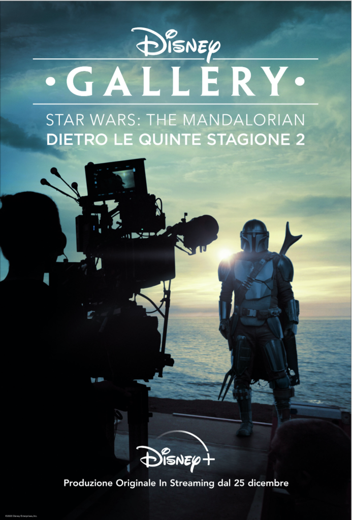 Disney Gallery: The Mandalorian, lo speciale Dietro le Quinte 2 dal 25 dicembre su Disney+