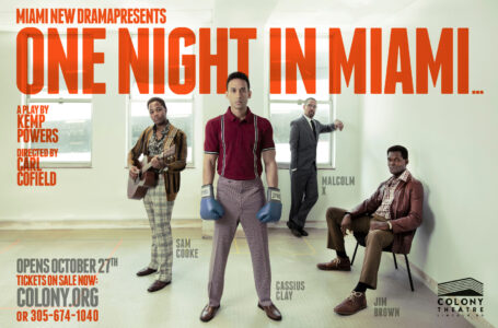One Night in Miami: Disponibile da oggi su Amazon Prime Video