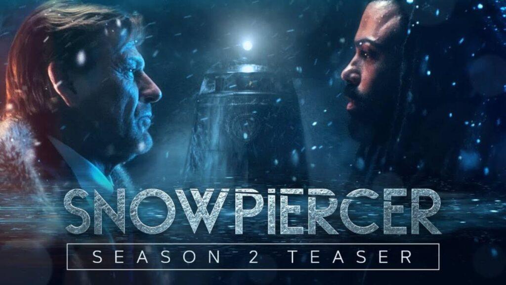 Snowpiercer 2: Il nuovo trailer svela un nuovo mondo esterno   VIDEO