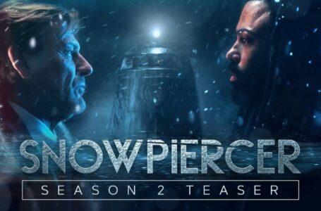 Snowpiercer 2: Ritorna oggi su Netflix