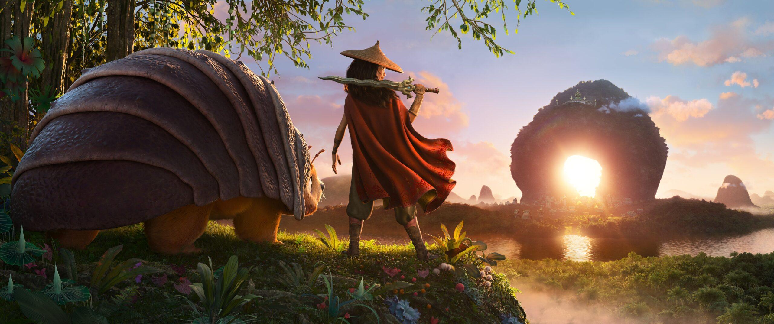 Raya e l'Ultimo Drago: Da marzo al cinema e nuovo trailer ufficiale