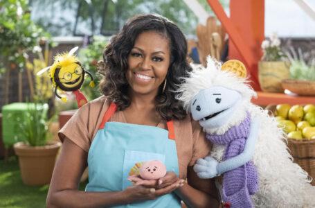 Waffles + Mochi: La nuova serie con Michelle Obama dal 16 marzo su Netflix