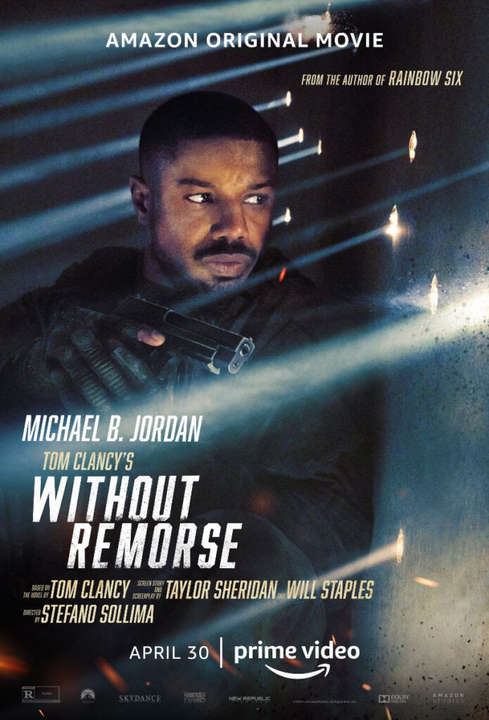 Without Remorse, il film con Michael B. Jordan arriva su Amazon Prime Video