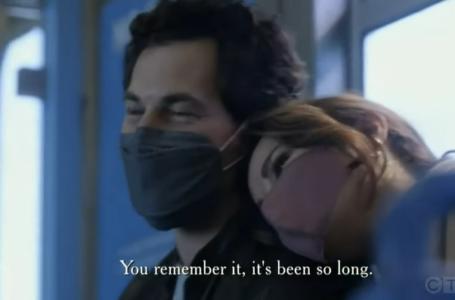 """Station 19, i versi di """"Avrai"""" di Claudio Baglioni in un toccante momento tra Andrew e Carina"""