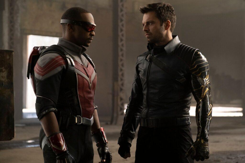 The Falcon and The Winter Soldier debutta come serie più vista di sempre su Disney+