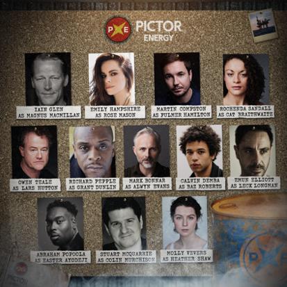 The Rig:Amazon Prime Video annuncia il cast