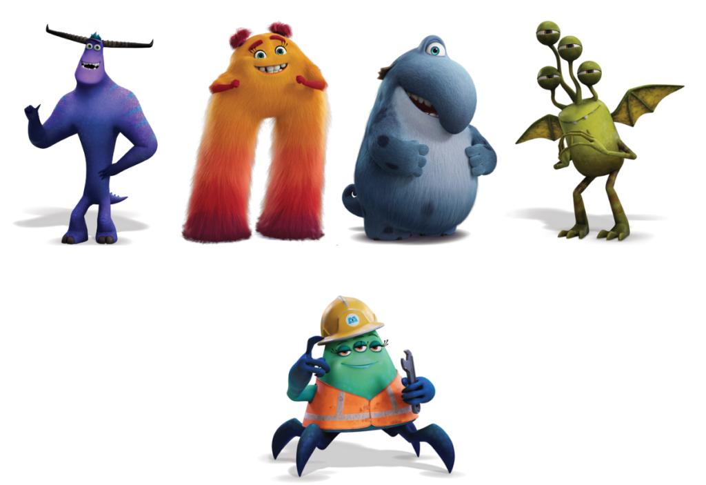 Monsters & Co. La serie - Lavori in Corso! Dal 2 luglio su Disney+