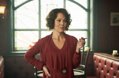 Addio a Helen McCrory, è morta la zia Polly di Peaky Blinders