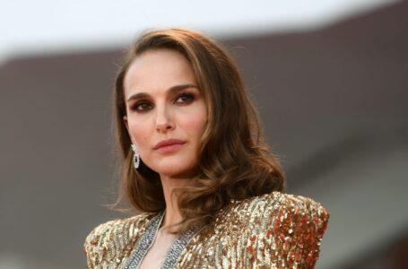 Natalie Portman protagonista de 'I giorni dell'abbandono', libro di Elena Ferrante