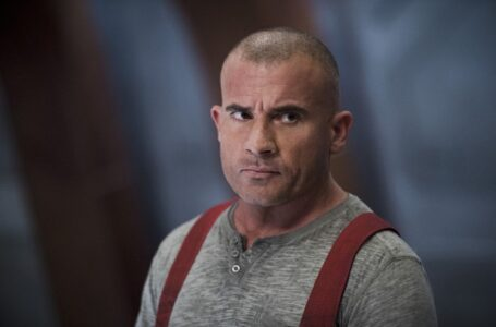 Legends of Tomorrow, Dominic Purcell dice addio alla serie
