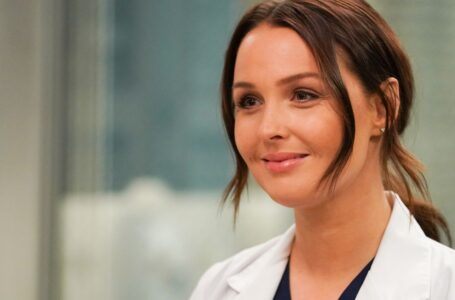 Grey's Anatomy 17: Camilla Luddington sul futuro amoroso di Jo e il ritorno di April