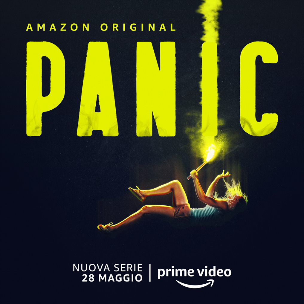 Panic: La nuova serie young adult dal 28 maggio su Amazon Prime Video