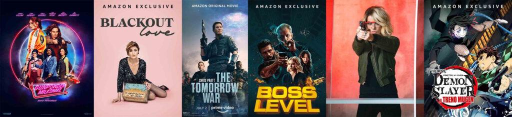 Amazon Prime Video: Le novità del mese di Luglio 2021