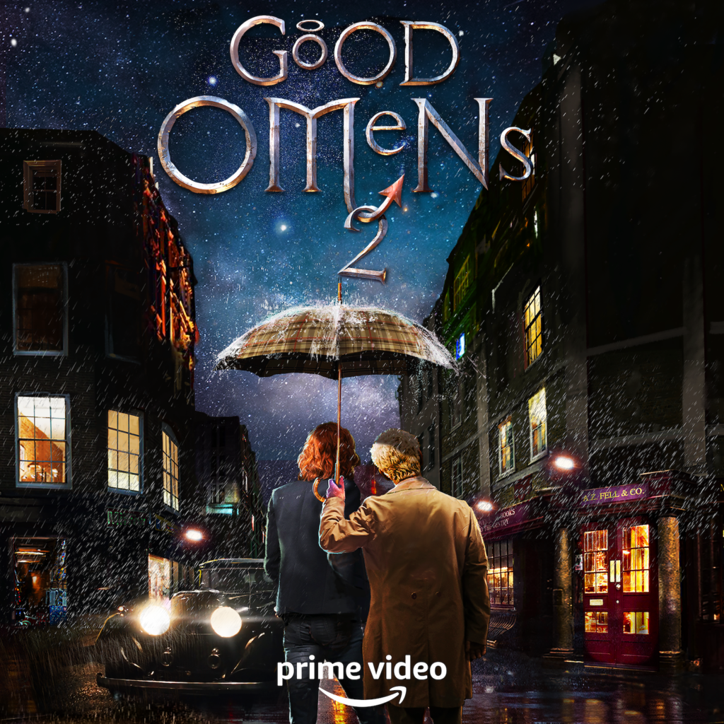 Good Omens 2: Amazon Prime Video annuncia il rinnovo