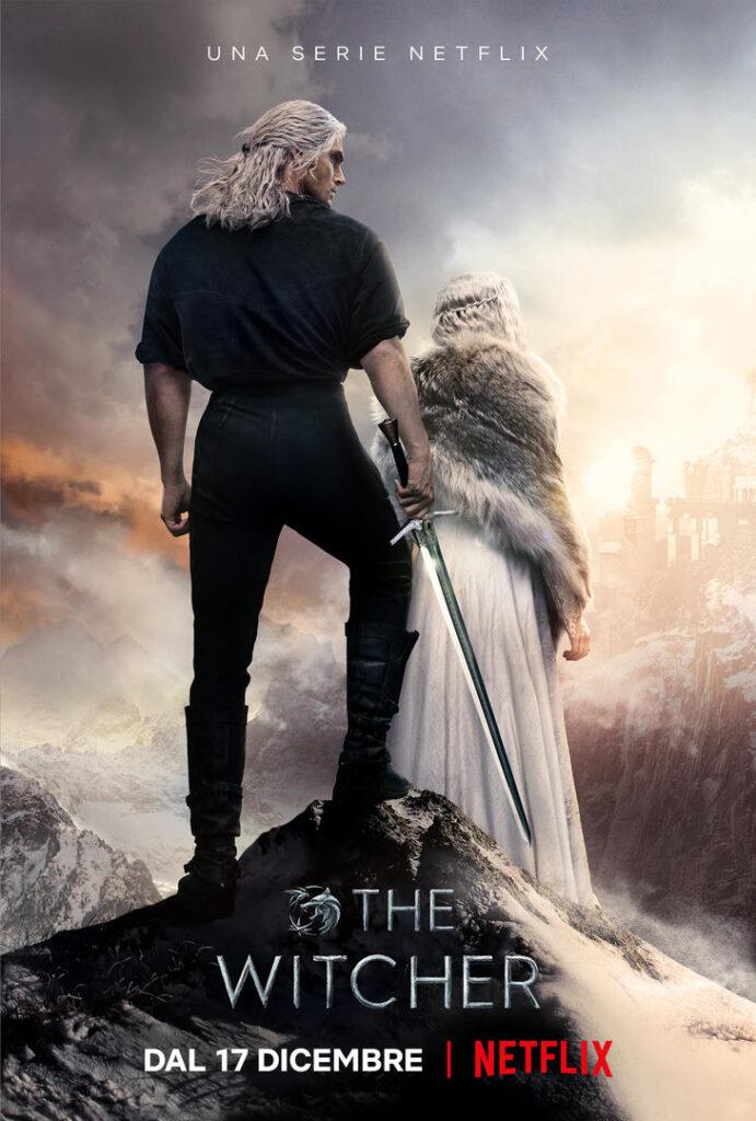 The Witcher 2 disponibile su Netflix da venerdì 17 dicembre