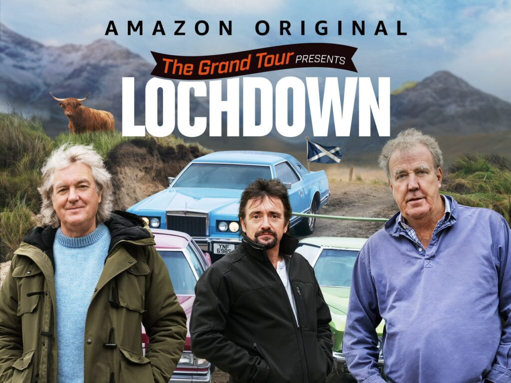 The Grand Tour Presents: Lochdown, disponibile dal 30 luglio su Amazon Prime Video